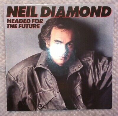 Neil Diamond - Headed For The Future - 12in Vinyl LP • 3£
