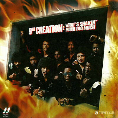£11.95 • Buy NEW 9th CREATION-What's Shakin' / Much Too Much - DYNAM7088 Factory Sealed