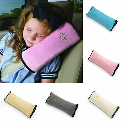 £4.66 • Buy Kid Child Car Safety Seat Belt Pillow Shoulder Strap Pad Cushions Head Supports