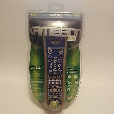 £22.84 • Buy Kameleon 6 The Easiest Remote You 'll Ever Use Operates Up To 6 Devices, New