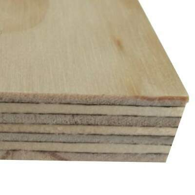 WISA SPRUCE Plywood,  Exterior Ply Sheets 8' X 4' X 18mm, Nice Boards • 37.50£