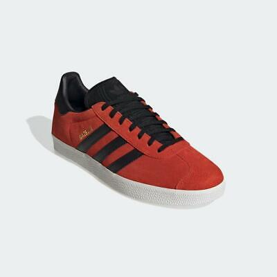 $ CDN103.40 • Buy Adidas Originals Gazelle Shoes Trainers Red Black 100% Authentic