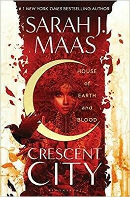$17.65 • Buy House Of Earth And Blood (Crescent City) HARDCOVER – 2020 By Sarah J. Maas