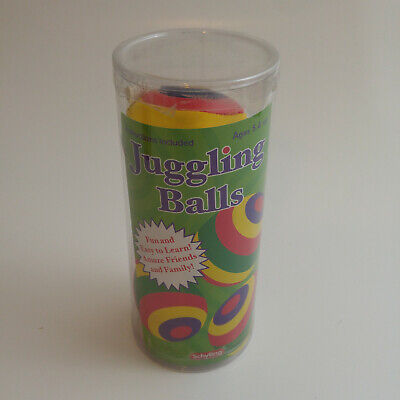 AU15.23 • Buy Schylling Juggling Balls Pack Of Three 3