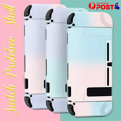 AU18.99 • Buy For Nintendo Switch Console Shell Protective Case Cover Drop-proof Shockproof