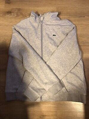 Lacoste Hooded Tracksuit Top • 45£