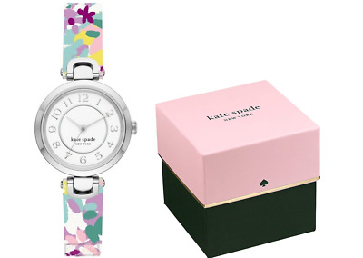$ CDN111.53 • Buy Kate Spade New York Rainey Park Reversible Leather Strap 30mm Watch KSW1636
