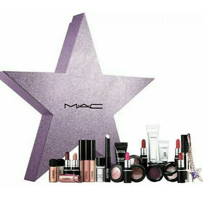 MAC Vault 24 Piece Cosmetic Gift Set  Stars For Days  New In Box • 157.36£