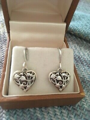 £85 • Buy Clogau Silver 9ct Gold Fairy Earrings