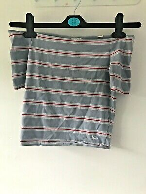 Real Jack Wills Off The Shoulder Top Size 6  • 4£