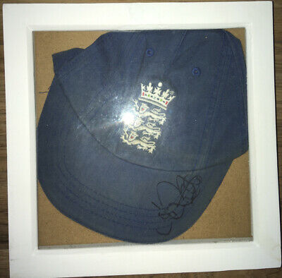 Joe Root Signed Cap - England Captain Cricket World Cup 2019 • 89.99£
