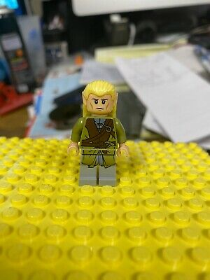 £15.11 • Buy Lego Legolas 9473 79008 The Lord Of The Rings Minifigure