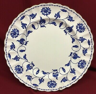 £58.16 • Buy Spode Blue Colonel 10 7/8  Dinner Plate England Unused