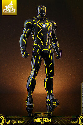 $ CDN1080.94 • Buy Hot Toys 1/6 Iron Man 2 Mark 6 Neon Tech Yellow Version EXCLUSIVE From Japan F/S