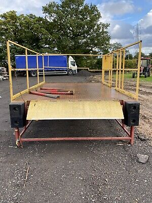 £2500 • Buy Thorworld Container And Lorry Loading Bay