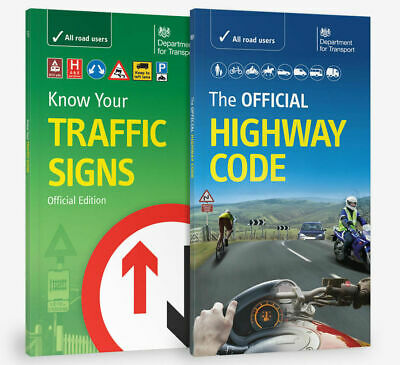 £8.99 • Buy Dvsa Official Highway Code & Know Your Traffic Signs Paperback 2021 *trfc+hw