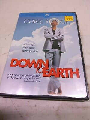 £2.12 • Buy Down To Earth (DVD, 2004)