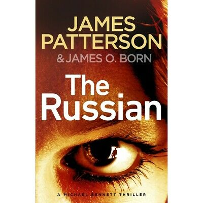 AU16 • Buy The Russian (Michael Bennett Book 13) By James Patterson