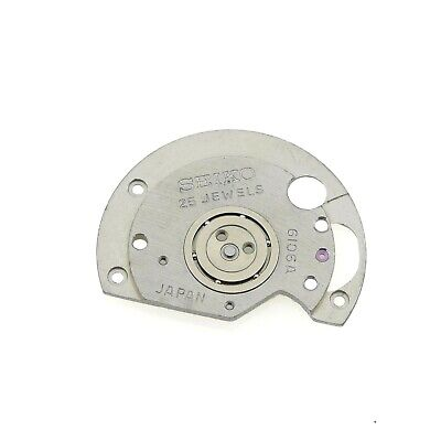 $ CDN41.76 • Buy Seiko 6106A Framework For Automatic Device With Ball Bearing Part # 0193612