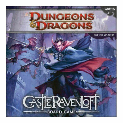 AU84.75 • Buy Dungeons And Dragons: Castle Ravenloft Board Game SEALED UNOPENED FREE SHIPPING