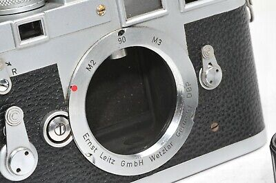 AU99.86 • Buy Genuine Leitz M-bayonet Adapter 90mm L39 To Leica M2 M3 M6 M9 Mount ISBOO