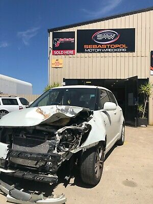 AU1 • Buy 2007 Suzuki EZ Swift For Wrecking, All Parts Available