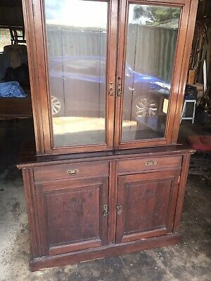 AU180 • Buy Antique Mahogany Bookcase