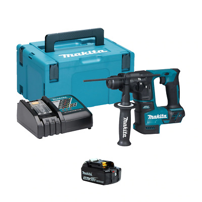 Makita DHR171RFJ-1 18v Brushless SDS+ Rotary Hammer Drill (1x3Ah) • 195£