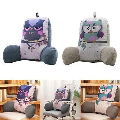 2pcs Bird Patten Seat Chair Lumbar Waist Pillow For Pregnancy Breast Feeding • 40.95£