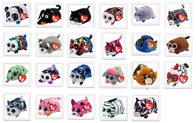 $ CDN87.36 • Buy Teeny Tys Stackable Plush Beanbag Plush Toy Lot Of 23 Brand New W/ Tags