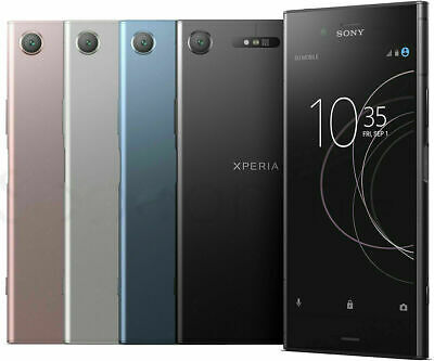 AU286.99 • Buy Sony Xperia XZ1 G8341 64GB FACTORY UNLOCKED Android 4G LTE Mobile Phones 5.2  AU