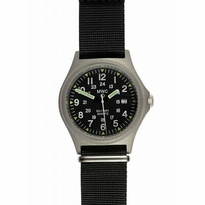 $ CDN192.89 • Buy MWC US Specification Military Watch 165ft Water Resistant On Nylon Webbing Strap