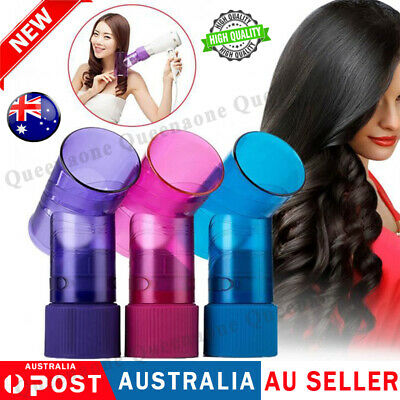 AU10.36 • Buy Hair Dryer Perfect Curls Diffuser Wind Spin Roller Fast And Easy Use Xmas Gifts✔
