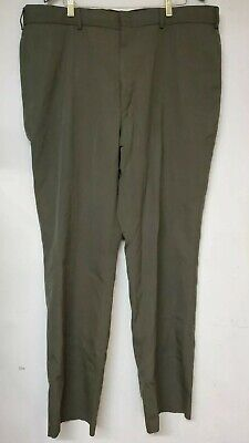 $34.99 • Buy Defense Logistics Agency Mens Military Trousers Pants Green Size 44R Marine NWOT