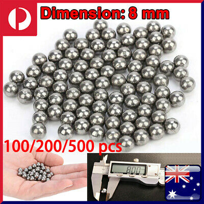 AU12.99 • Buy 8mm Steel Loose Bearing Ball Replacement Parts Bike Bicycle Cycling Stainles AU