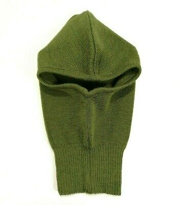 $19.50 • Buy Genuine Serbian Army Balaclava Military Under Hat Protection Tactical Gear Green