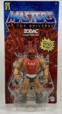 $22 • Buy Mattel Masters Of The Universe Origins Zodac Figure New, 2021, NMC, In Stock