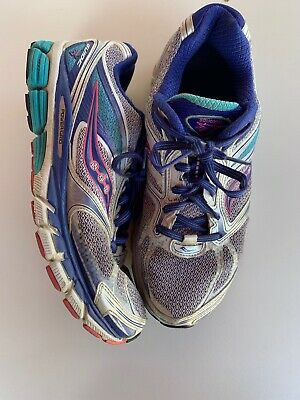 $ CDN44.98 • Buy WOMEN'S SHOES SAUCONY RIDE 8 POWER GRID 8MM OFFSET BLUE PINK WHITE SIZE 9 Wide