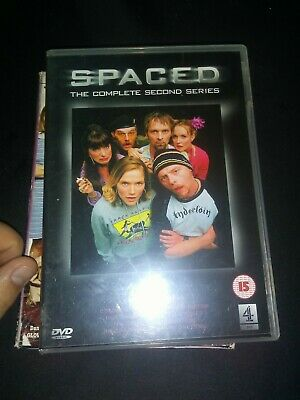 £5.66 • Buy Spaced DVD Box Set The Complete Second Series Simon Pegg Nick Frost PAL REGION 2