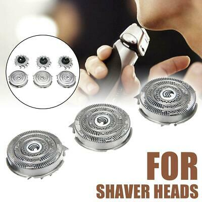 AU19.79 • Buy 3pcs Shaver Razor Head Replacement Blades Fit For Philips Norelco SpeedXL HQ9