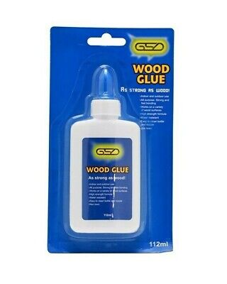 £2.65 • Buy Wood Glue Clear Fix Fast Extra Strong Bond Water Resistant Non Foaming Adhesive