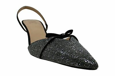 INC International Concepts Women's Shoes Gelsey3, Pewter Crystal, Size 8.5 91NB • 10.54£