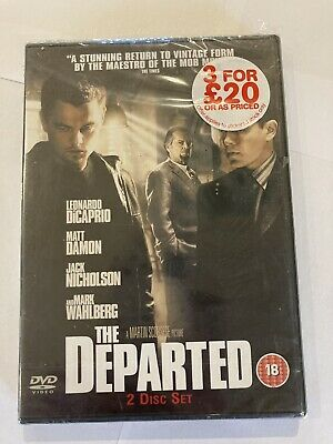 £3 • Buy The Departed (DVD, 2007, 2-Disc Set)