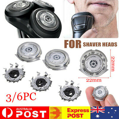 AU11.99 • Buy 3Pcs Replacement Shaver Blades Heads For Philips Series 5000 SH50 SH51 SH52 HQ8