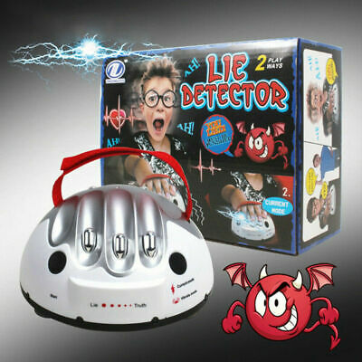 £13.29 • Buy NEW Micro Electric Shock Lie Detector Game
