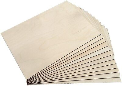 £18.99 • Buy Birch Plywood Sheets 6mm Laser, Ply, Craft