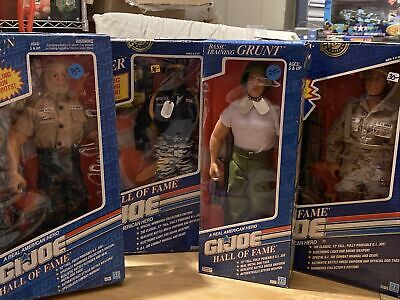 $ CDN100.26 • Buy Gi Joe Lot Of 4 Action Figures  12 Inches With Weapons