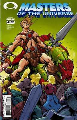 $4.40 • Buy Masters Of The Universe (2002) #   4 Cover B (8.0-VF)
