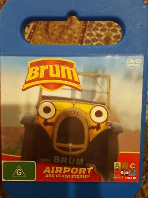 £15.45 • Buy Brum Airport And Other Stories Rare Deleted Dvd Animation Cartoon Tv Show