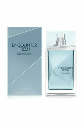 £47.27 • Buy (54,99eur/100ml) 100ml Calvin Klein Encounter Fresh Eau De Toilette Spray Neu